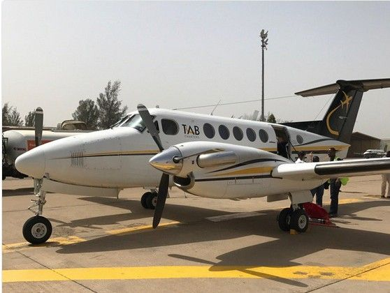 Abuja Airport Closure: See The Calibration Helicopter To Be Used In Kaduna Airport  http://ift.tt/2mlqhwj
