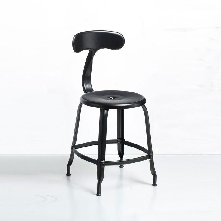 Nicolle, un scaun de dining preferat de entuziaști ai stilului industrial – Intro