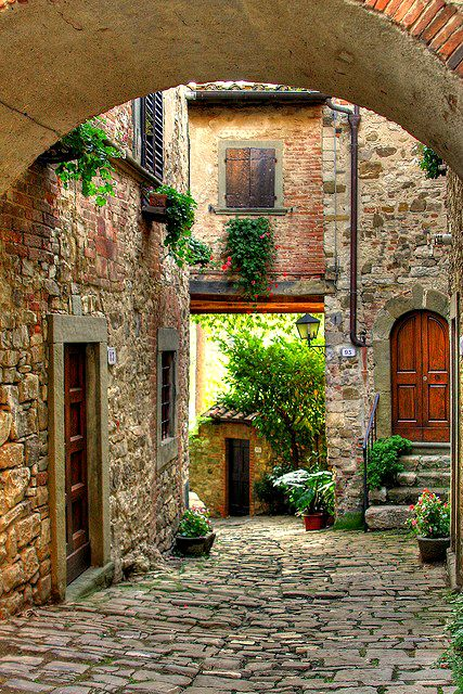 Tuscany- this is really the only MUST DO on my list of places to visit before I die!