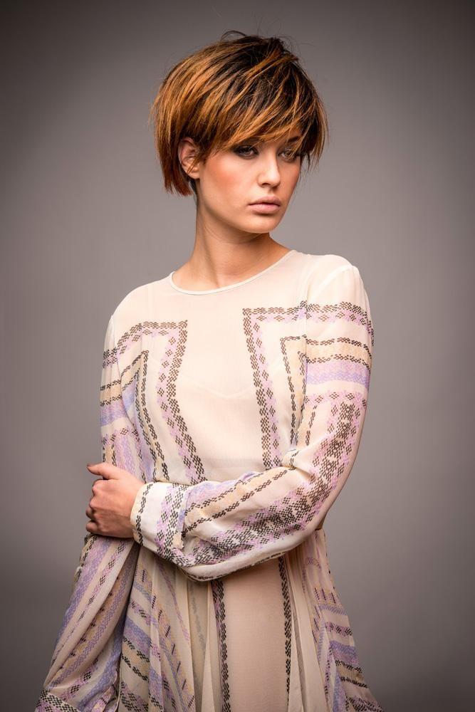 www.estetica.it |  Credits Hair: Eric Zemmour Styling: Louis Bohème Make up: Justine Lancelle Photo: Gérard Taride