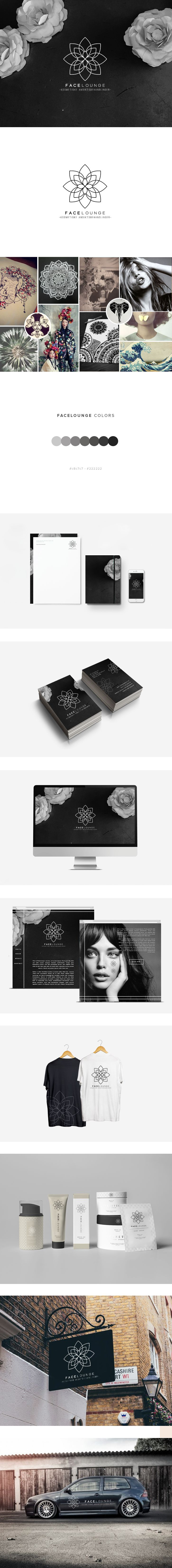 FaceLounge Branding on Behance                                                                                                                                                                                 More