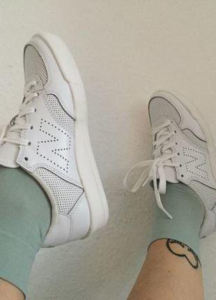 Kaufe meinen Artikel bei #Kleiderkreisel http://www.kleiderkreisel.de/damenschuhe/turnschuhe/138157849-new-balance-leder-sneaker-crt300-neu-gr-38