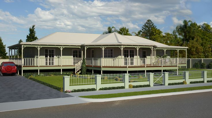 Qldr viewpoint 4 bed x 2 bath 900 505 for Queenslander floor plans