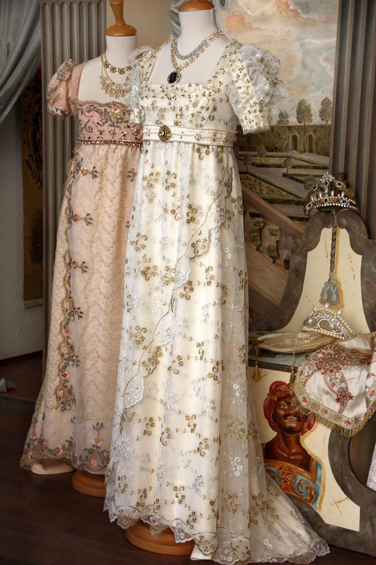 Costumi stile Impero, by Scatola Magica