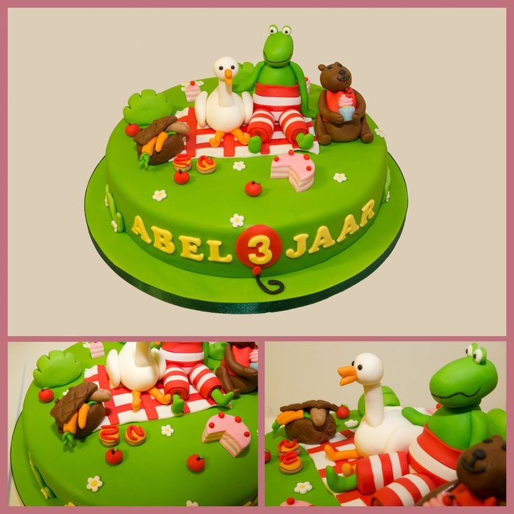 kikker taart - Google Search