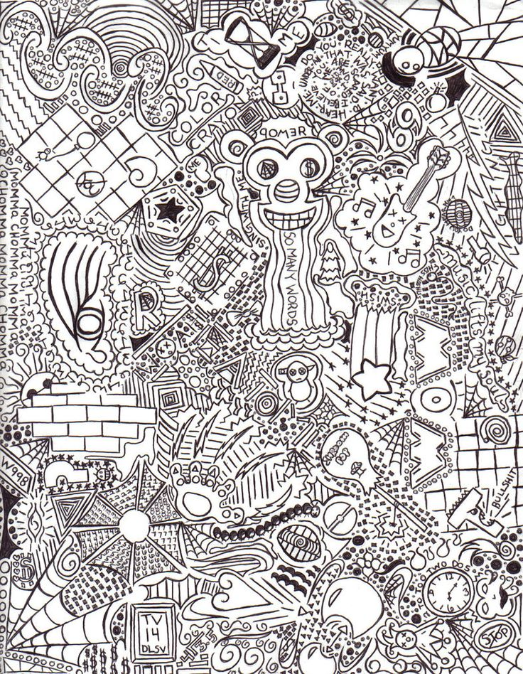 trippy coloring pages mushrooms health - photo#3