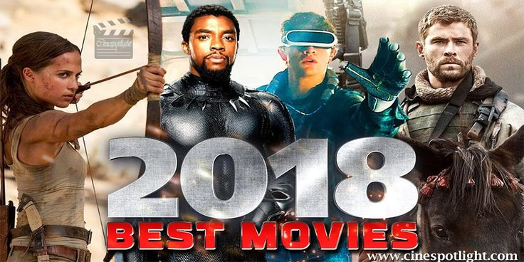 List of all most recent 2018 movies and all information of new movies released in 2018 - An entire update of all released and upcoming movies of 2018.