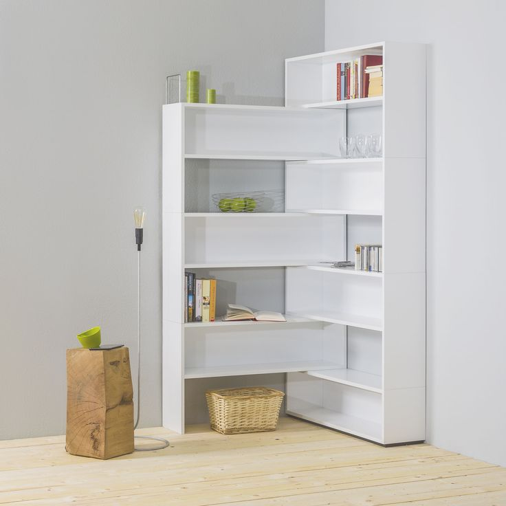 ber ideen zu eckregal auf pinterest eckregale eckregal holz und eckregal wei. Black Bedroom Furniture Sets. Home Design Ideas