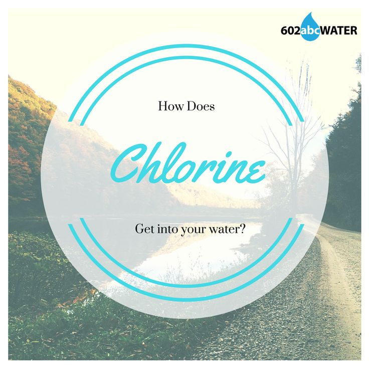 The water chlorination method is used to kill certain bacteria and other microbes in tap water as chlorine is highly toxic. What are the drawbacks to chlorine used in your water? Does Chlorine Destroy Resin?