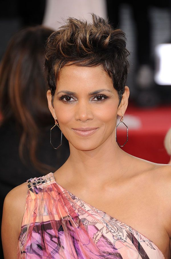 banks hair styles halle berry hairstyles hair 1499