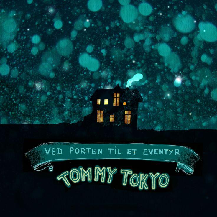 "Veronica Normann Jensen ""Ved porten til et eventyr"" Tommy Tokyo, 2014 Single Cover"