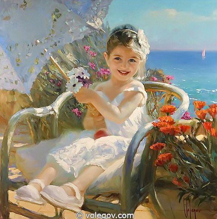 artist - Vladimir Volegov