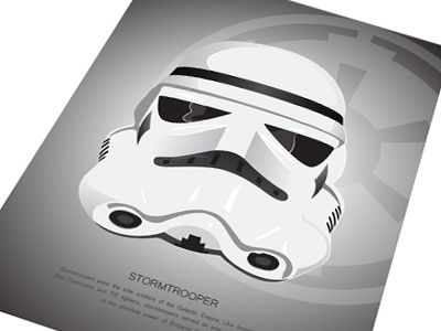 Stormtropper by Thomas Olofsson
