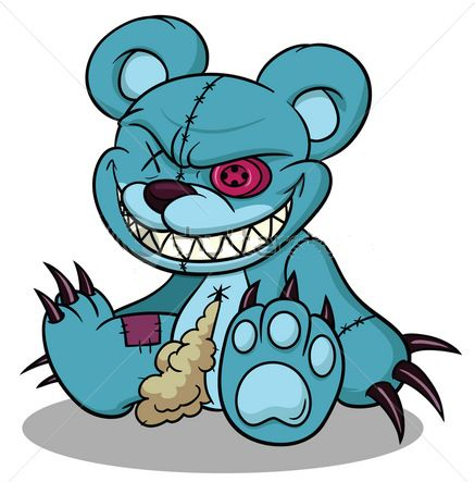 Image result for teddy illustration