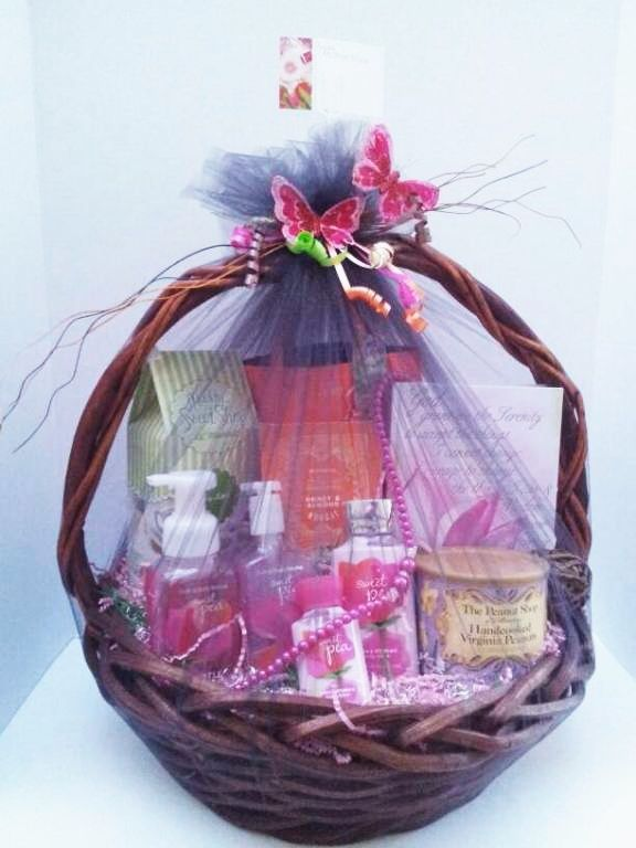 The 11 best images about Gift baskets ideas on Pinterest   Themed ...