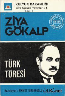 Ziya Gökalp ' Türk Töresi ' ePub ebook PDF ekitap indir   e-Babil Kütüphanesi