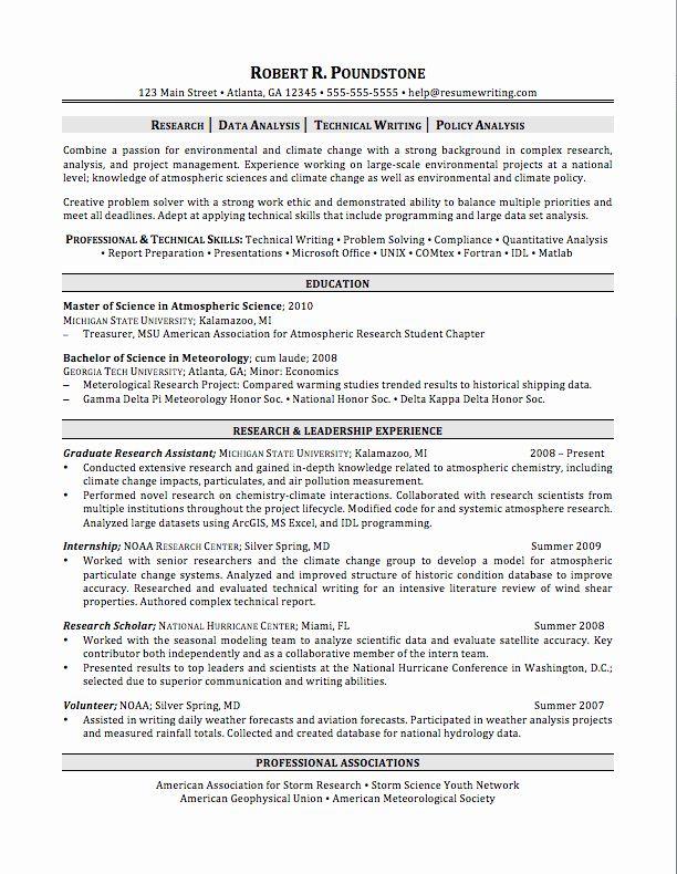 Graduate Teaching Assistant Resume Best Of Sample Resumes