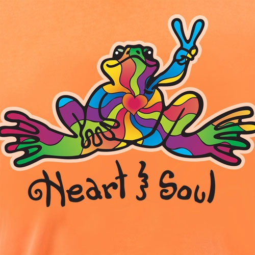 ☮ American Hippie Art Quotes ~ Peace ☮ Peace Frogs