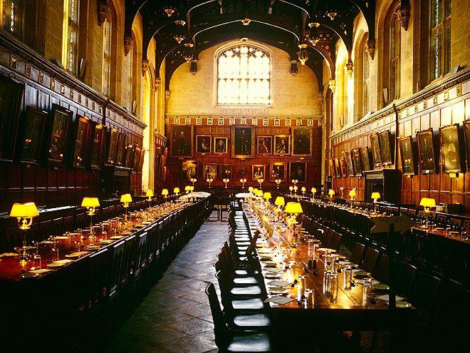 Igreja Christ, Oxford - Inglaterra
