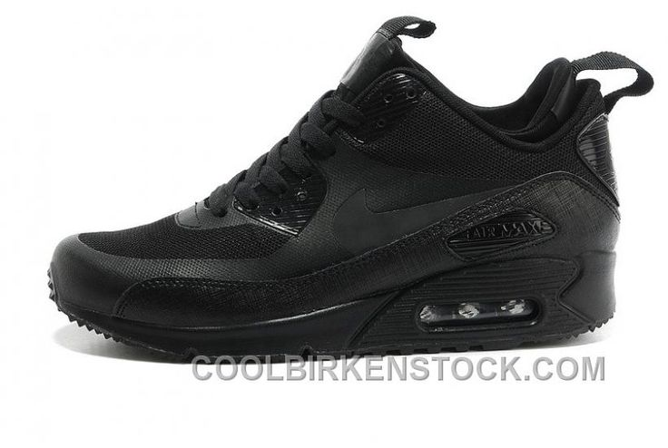 http://www.coolbirkenstock.com/kopen-heren-nike-air-max-90-mid-winter-no-sew-sneakerboot-ns-alle-zwart-2016-c5b6k.html KOPEN HEREN NIKE AIR MAX 90 MID WINTER NO SEW SNEAKERBOOT NS ALLE ZWART 2016 C5B6K Only $63.00 , Free Shipping!