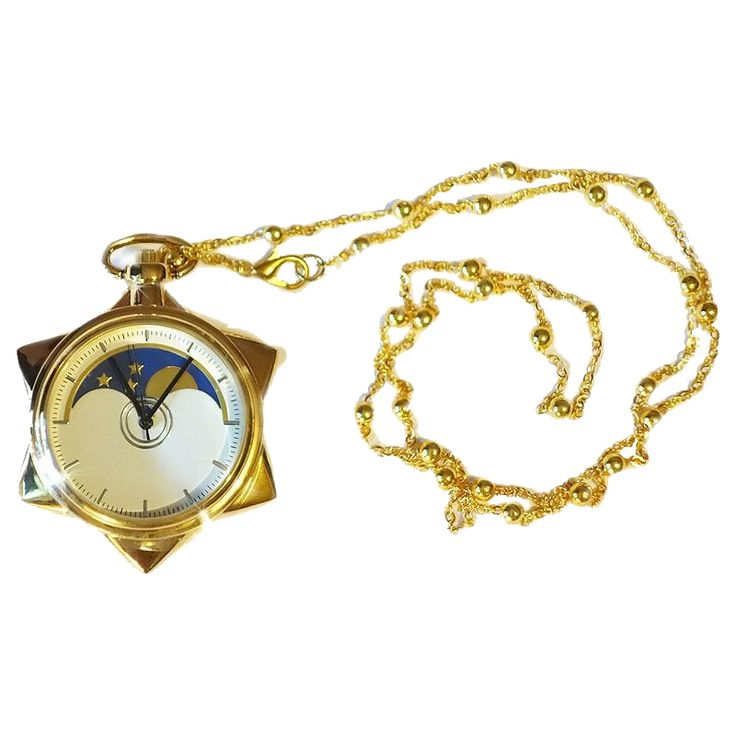 Sailor Moon 20th Anniversary Crystal Star Pocket Watch Pendant Necklace //Price: $18.00  ✔Free Shipping Worldwide   Tag your friends who would want this!   Insta :- @fandomexpressofficial  fb: fandomexpresscom  twitter : fandomexpress_  #shopping #fandomexpress #fandom