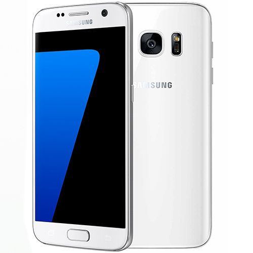 Refurbished Samsung Galaxy S7 w/ Charger White 32GB   Buy Samsung