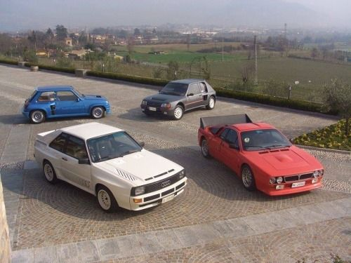 Group B road cars  rally  Pinterest  Cars Posts and Roads
