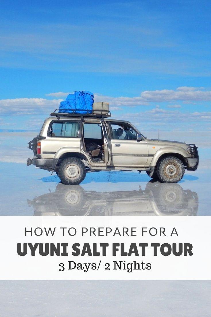 How to survive the trip to Salar de Uyuni, Bolivia I 3 days trip