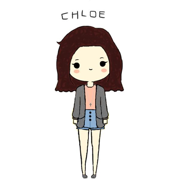 edited by @bellakatarina-xo. featuring polyvore fillers drawings chibis pictures art doodle backgrounds scribble