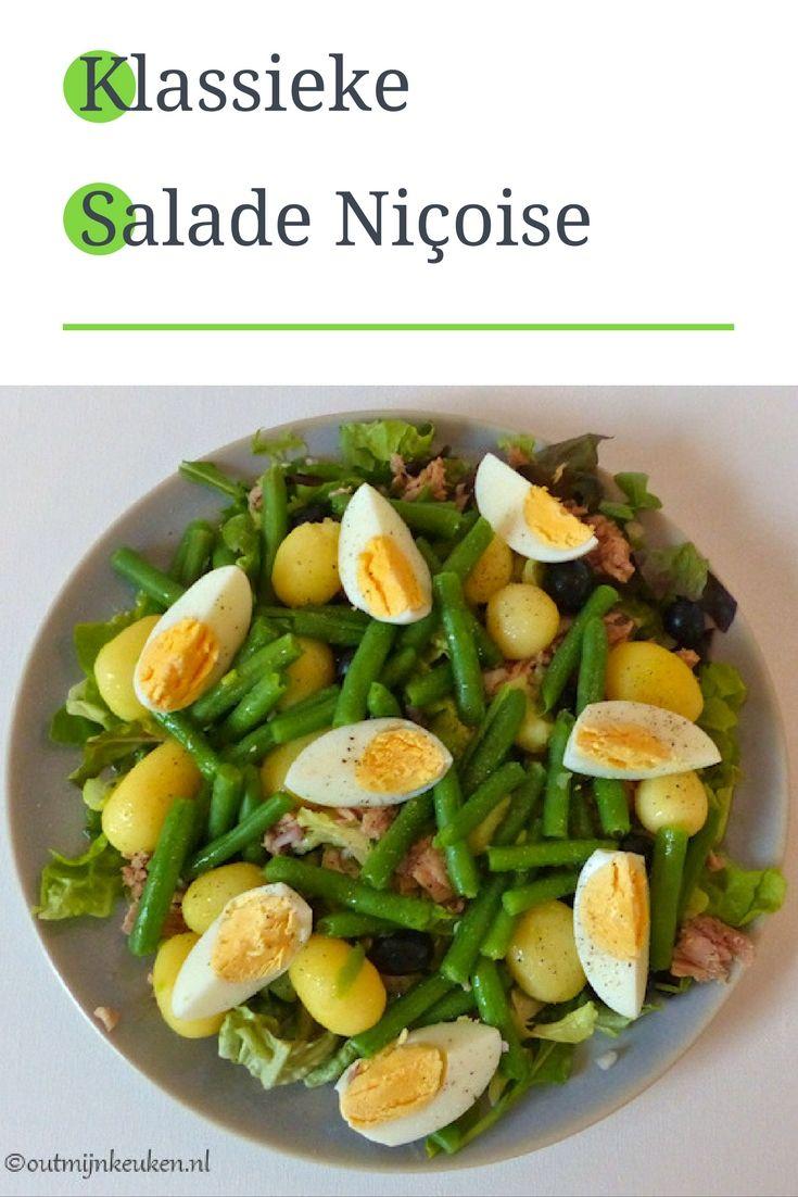 Recept | Klassieke Salade Niçoise