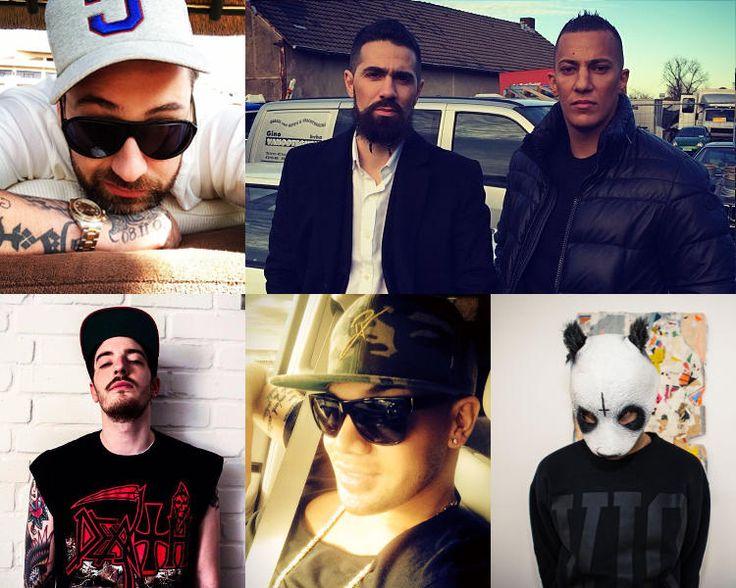 Deutsche Rapper auf Twitter: Cro, Kay One, Bushido, Sido und Casper - Wer kann sich auf den Feldern Fanbase, Performance und PR behaupten?