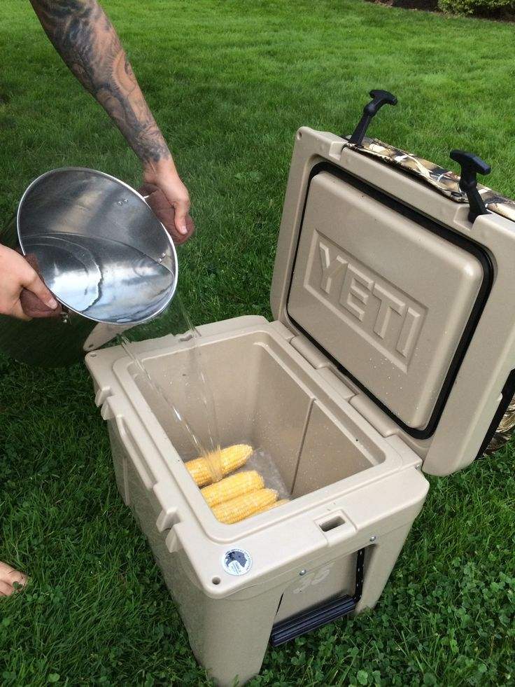 YETI Coolers have made waves in the cooler market with their high end indestructible ice chests. Most consumers look at the hefty price tag and wonder, how great can a cooler can be? This test shows another reason why YETI Coolers are worth the price. Questions? Feel free to give us a call, we're happy …