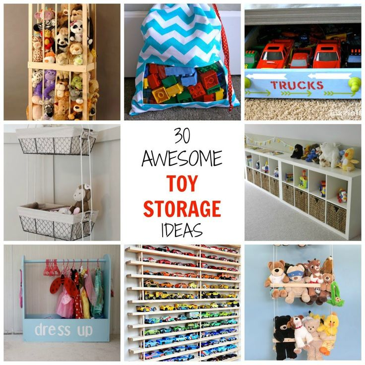 toy storage ideas for kids rooms