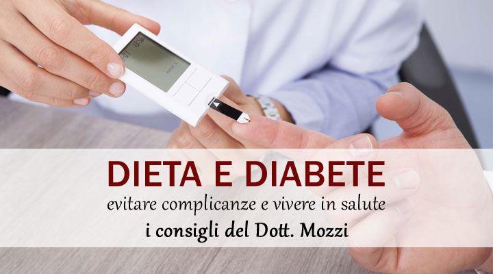 La dieta per diabetici del dottor Mozzi, ti aiuterà non solo a stare meglio, ma anche per ridurre sensibilmente, se non a eliminare, l'uso dei farmaci.