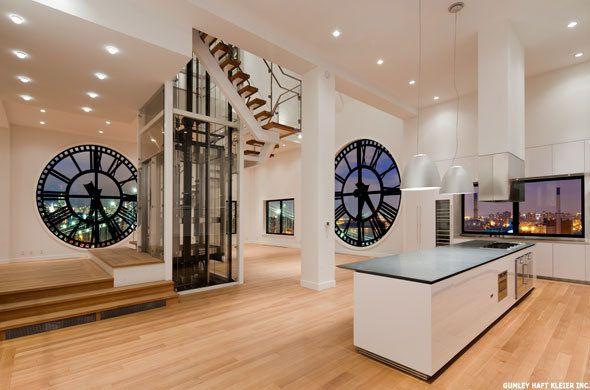 high-tech smart homes