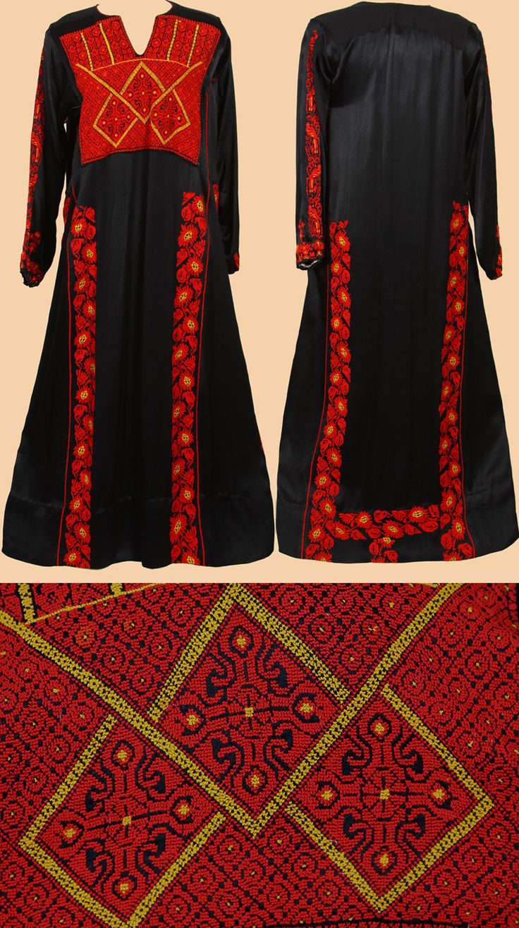 Best palestinian traditional dresses images on