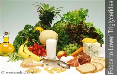 Top Foods to Lower Triglycerides