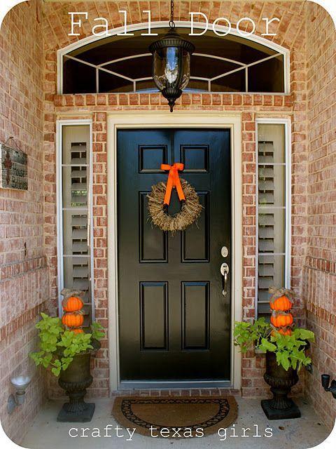 fall porch decorations | Fall Porch Decorating | Holidays