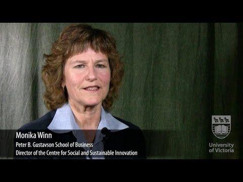 Faces of UVic Research: Monika Winn