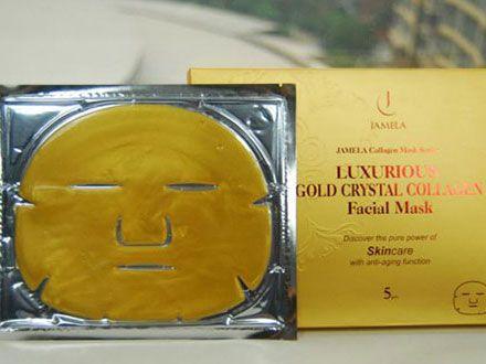 Nasional - Diskon - Gold Facial Mask Hanya Dengan Harga Rp 10.000/pcs (5 pcs)