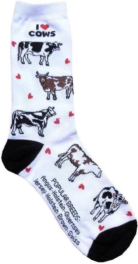 Lehmäsukat, kaikenlaiset lehmäsukat mulle! Kotimaan kokoa 42, USA kokoa 10, Brittikokoa 7½. Isommatkin saa olla koska kengänkoko mulla on 43, mutta sukissa 42 mahtuu kyllä ihan passelisti yleensä.