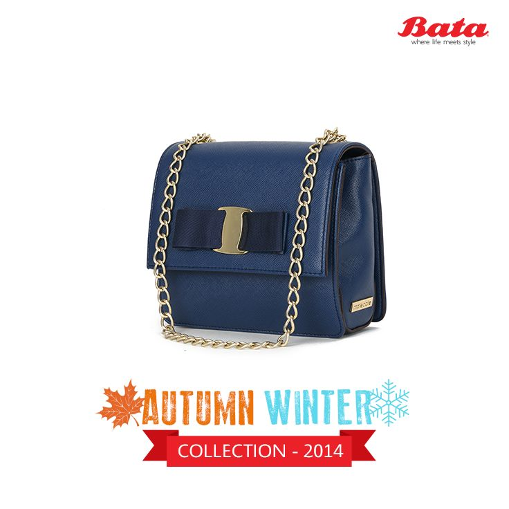 Saddle Bag by Marie Claire A.C-932-9021 (Rs.2699)