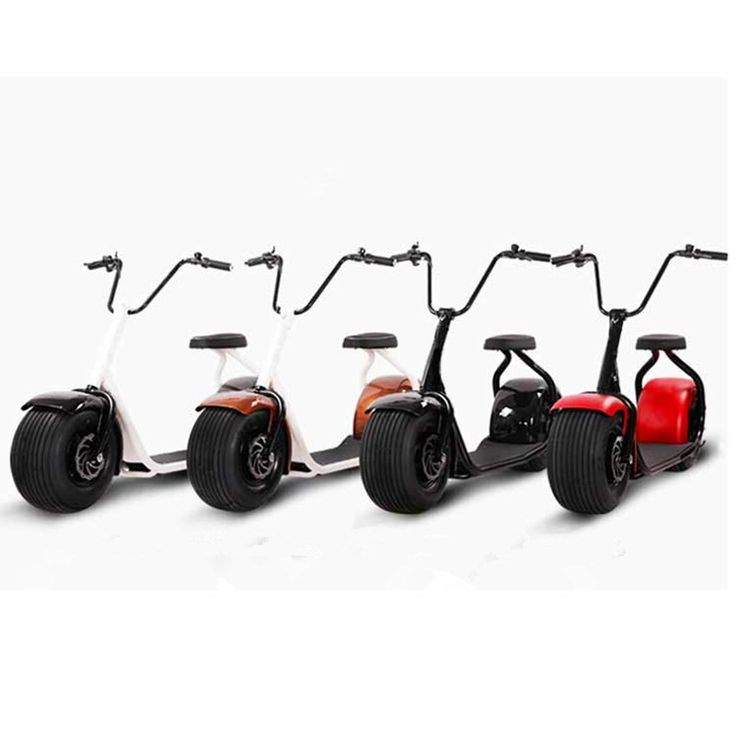 907.25$  Buy here  - New hot selling 18*9.5 tyre city-coco electric scooter 1000W citycoco scooter 2 big wheels City scooter,FREE TAX