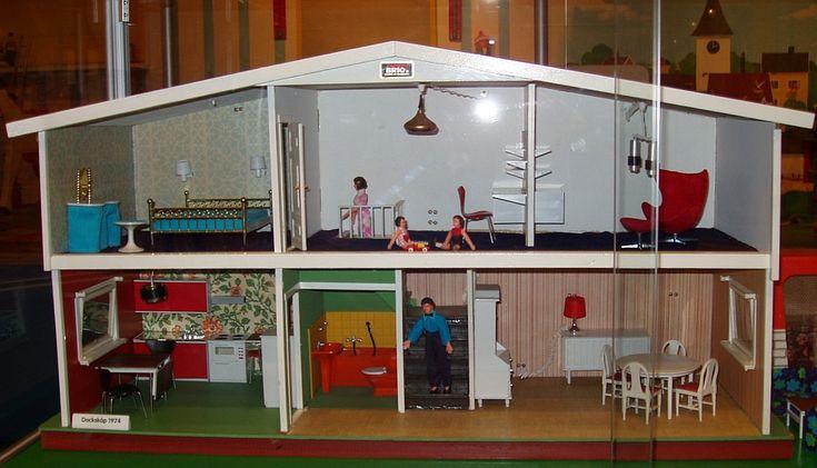 Brio Mobilia 1974   Swedish Dollshouses