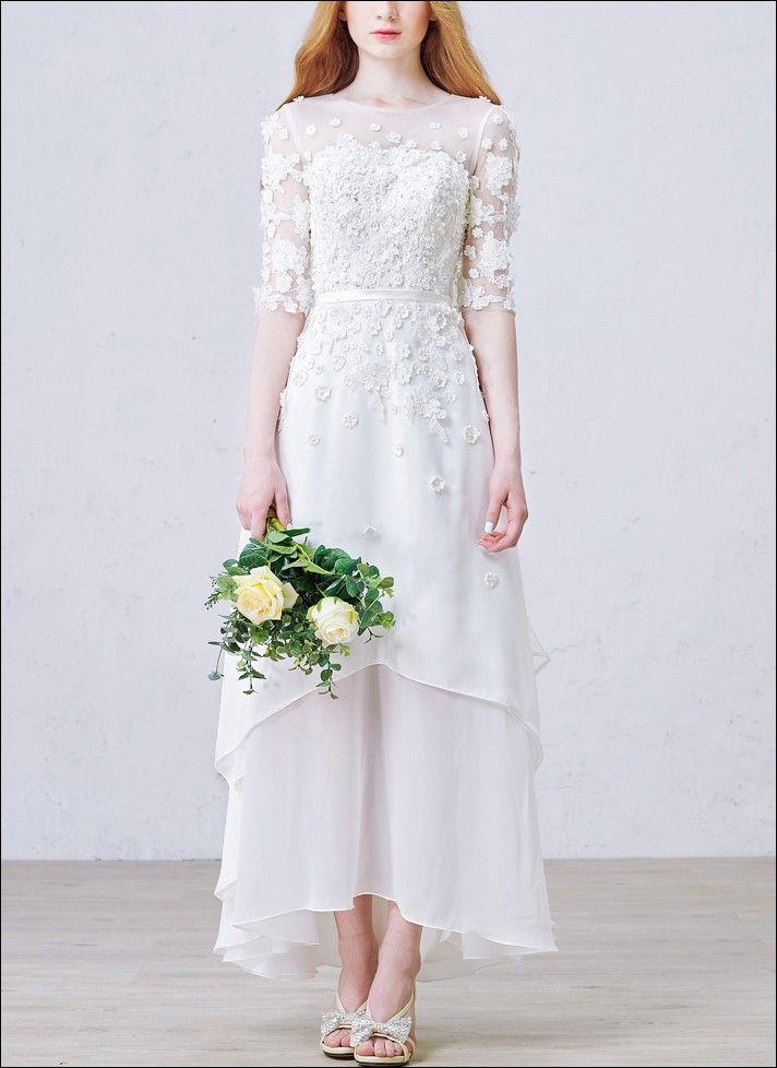 7 best Wedding Dress images on Pinterest | Short wedding gowns ...