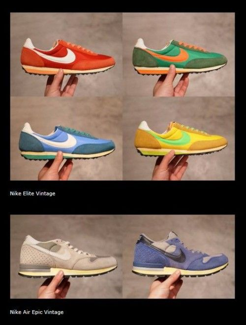 Nike Vintage. These are so cool! My coach has a pair. I really want one.