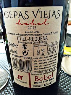 El Alma del Vino.: Bodegas Murviedro Bobal Cepas Viejas 2013