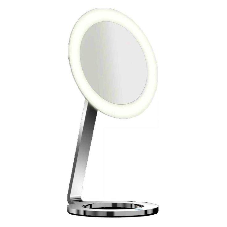 die besten 25 kosmetikspiegel mit beleuchtung ideen auf. Black Bedroom Furniture Sets. Home Design Ideas