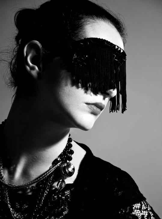 Tout Court Moi Eye mask @ LookFashioninMilan @Enrica Baliviera