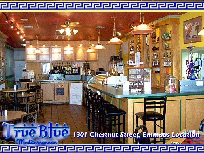 True Blue Cafe Emmaus